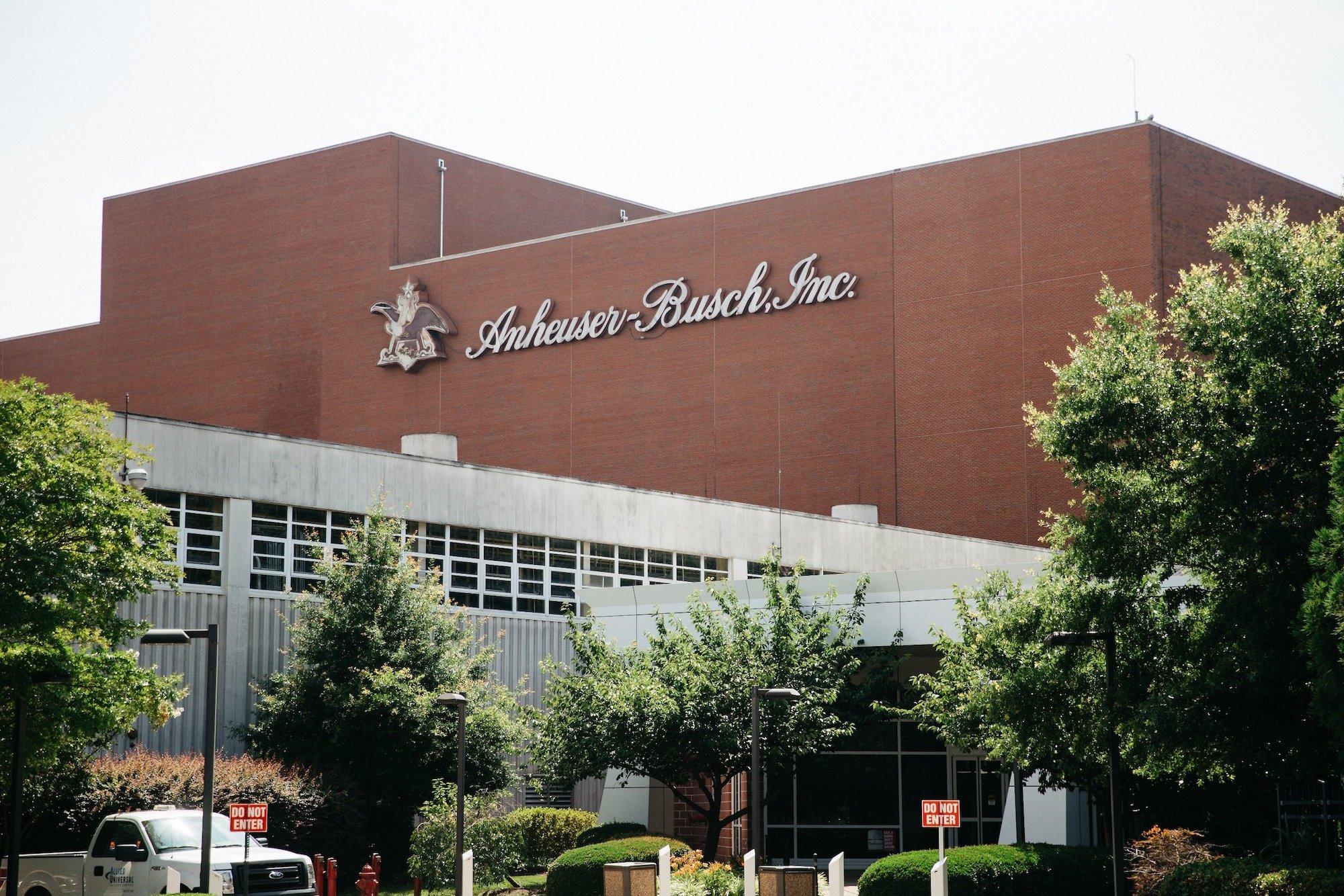 Anheuser-Busch Williamsburg Brewery