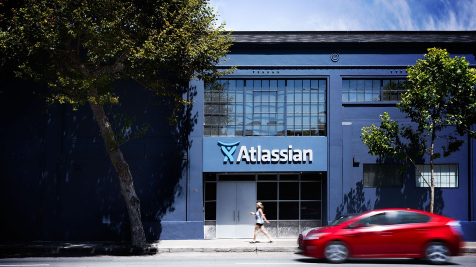 Atlassian office