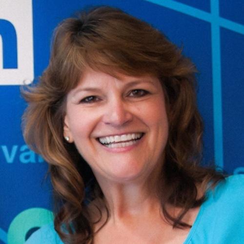 Nina McQueen - VP, Global benefits & Employee Experience at LinkedIn