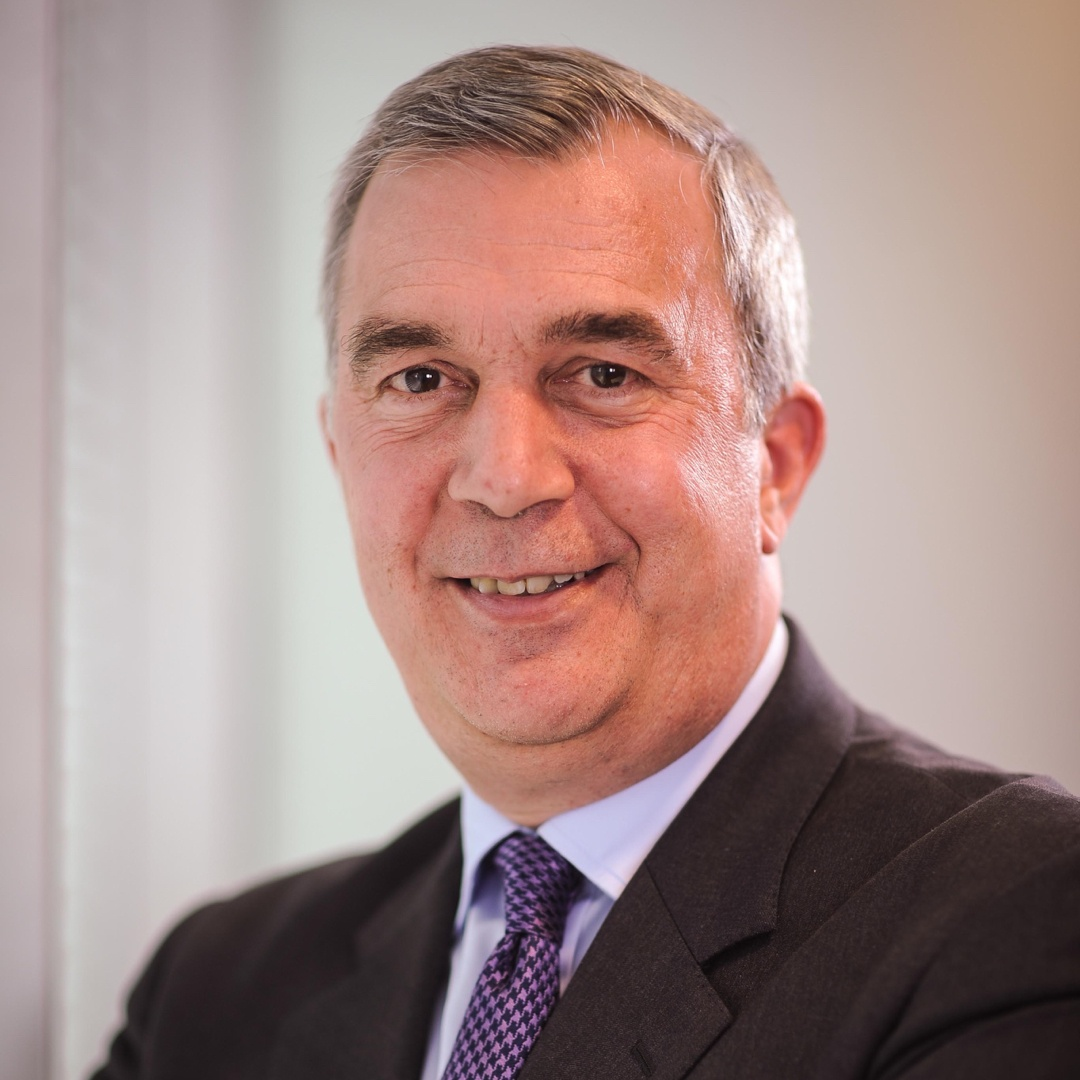 Pierre Goad - Group Managing Director & Group Head of Communications